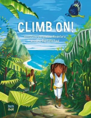 Climb On by Baptiste Paul - Book Cover